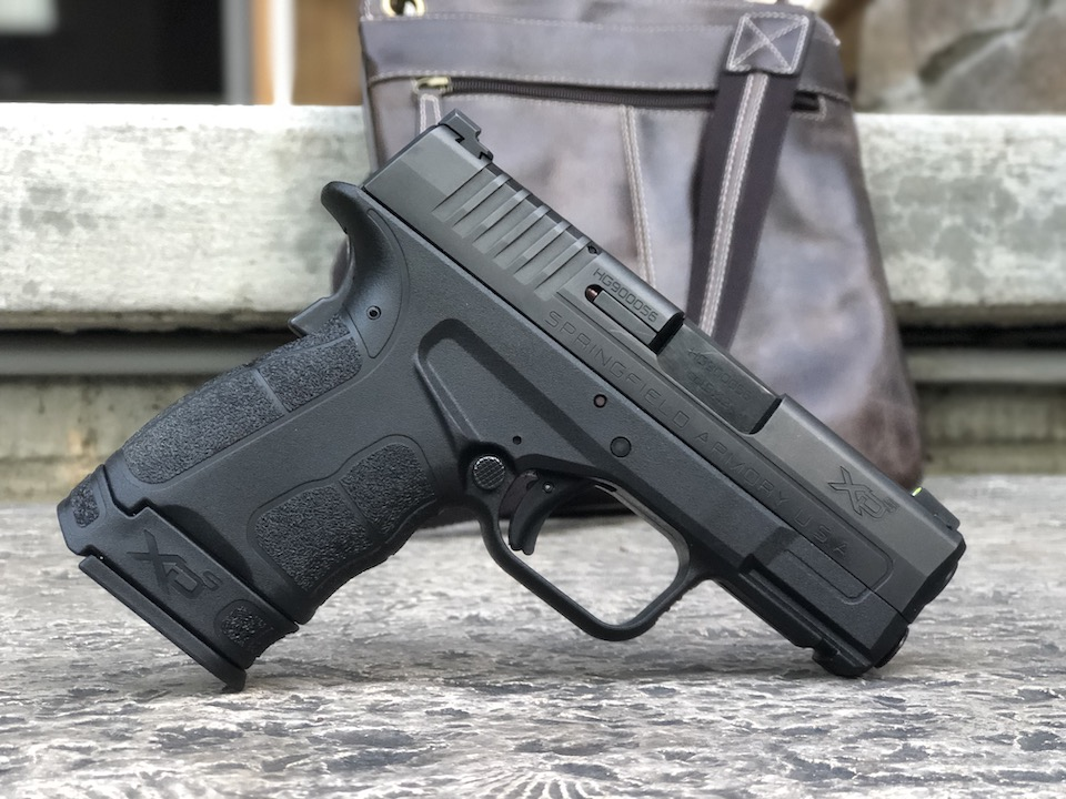 Springfield XD-S Mod.2 and concealed carry purse