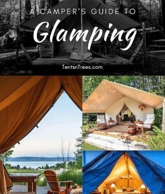 Glamping guide feature