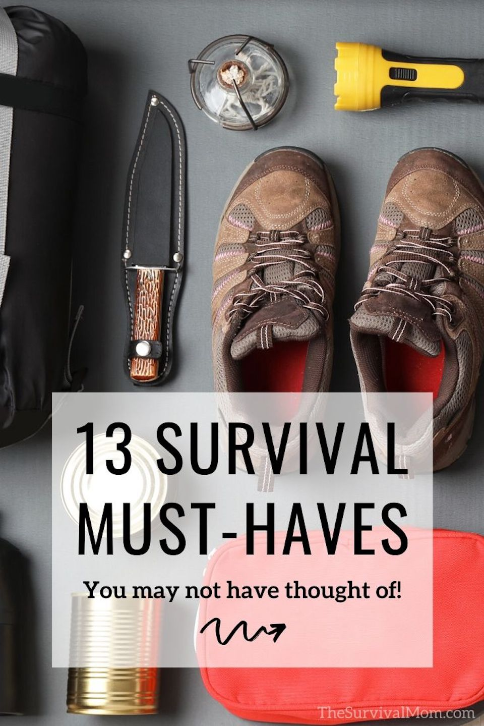 13 survival must haves for your emergency kit