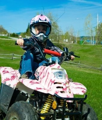 ATV Safety feature