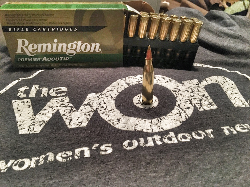 Remington Ammo on WON shirt