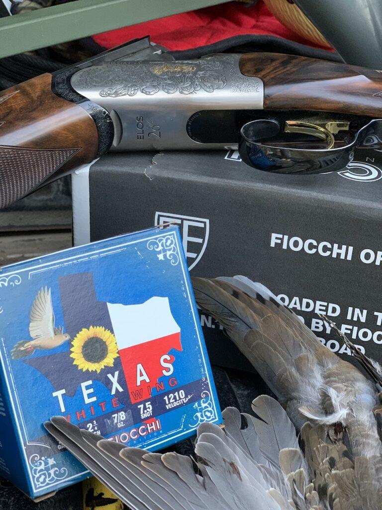 fiocchi ammo shotgun dove