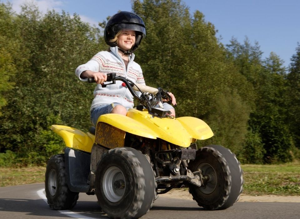 ATV-Related Head and Neck Injuries Among Youth Remain High