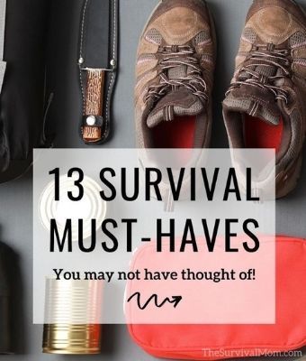 survival must haves feature
