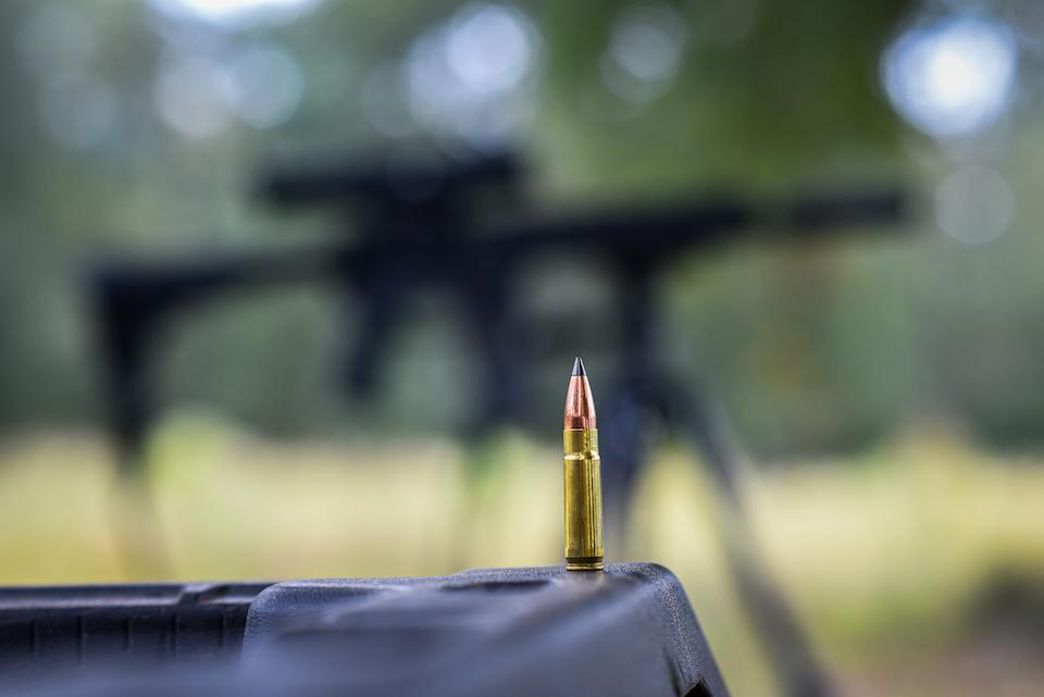 300 Blackout Bullet Caliber for Deer Hunting
