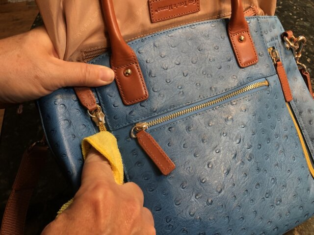 Leather Purse Care Tips