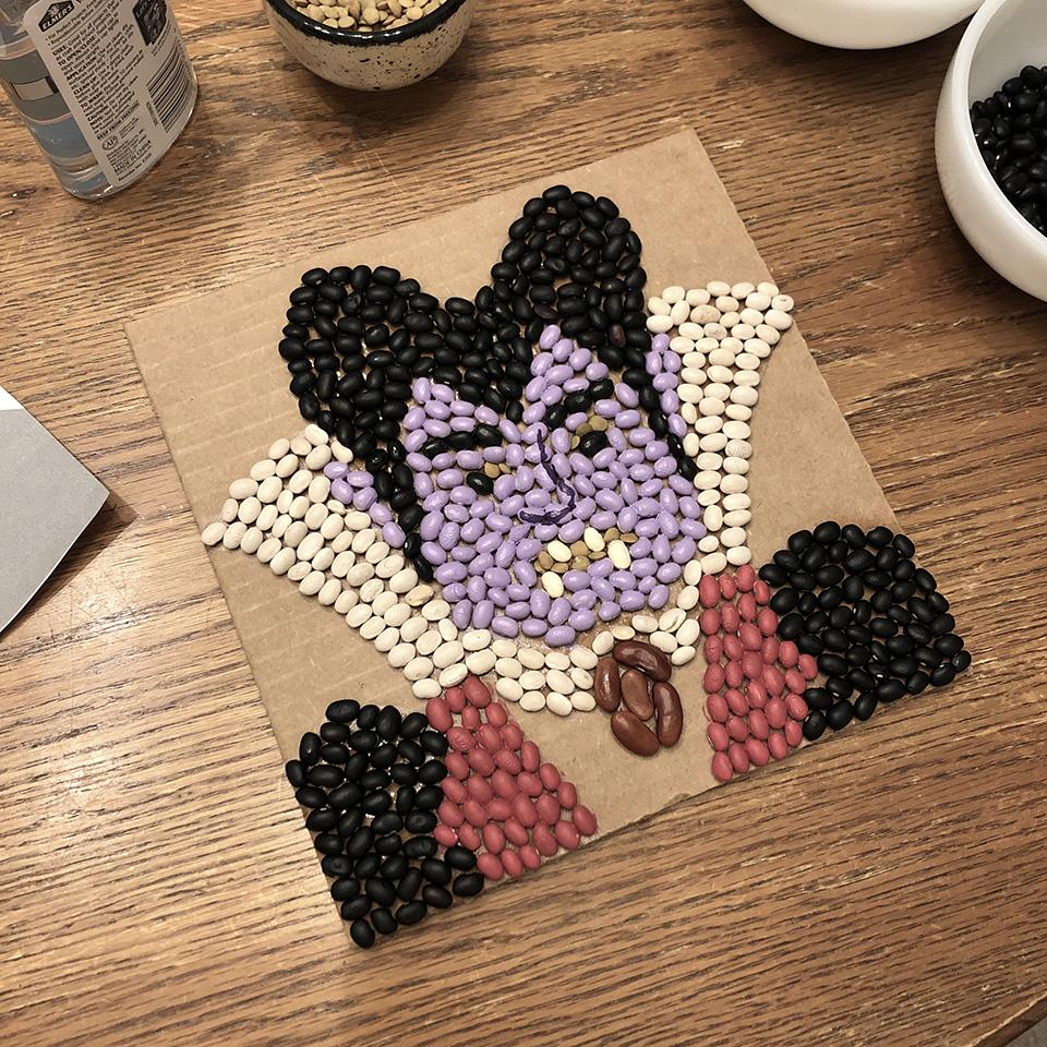 Dracula Black Beans