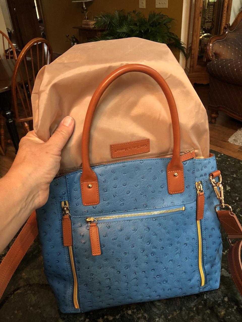 GTM purse lining