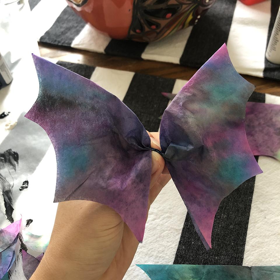 Pinch the Bat Wings