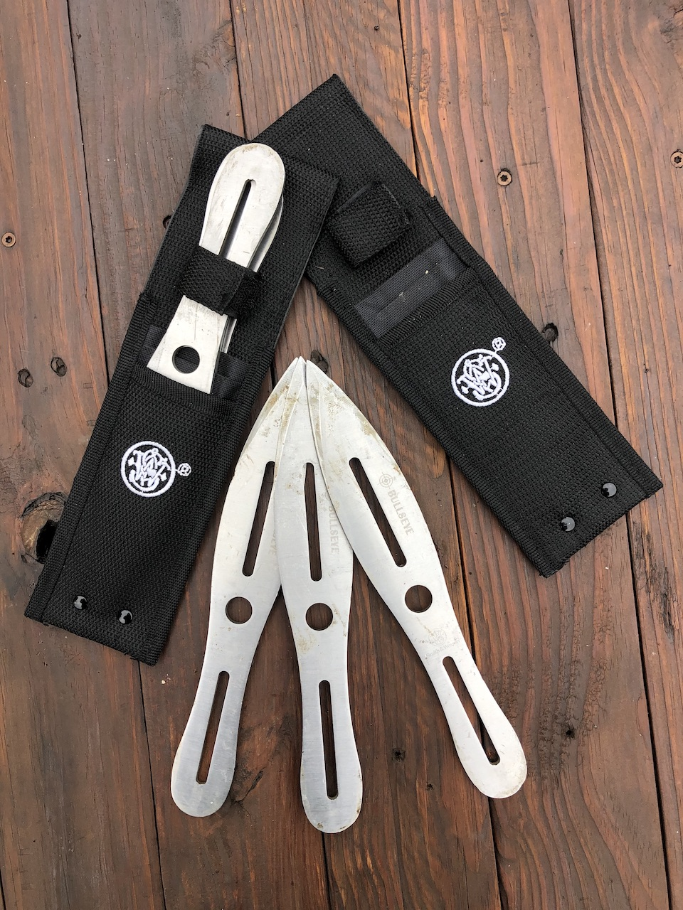 Smith & Wesson Throwing knives