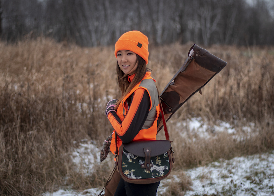 Jenny Anderson Hunting