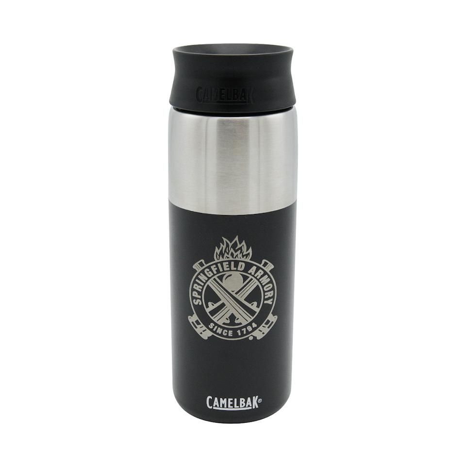 Camelbak Hot Cap Crossed Cannon 20-ounce stainless steel mug
