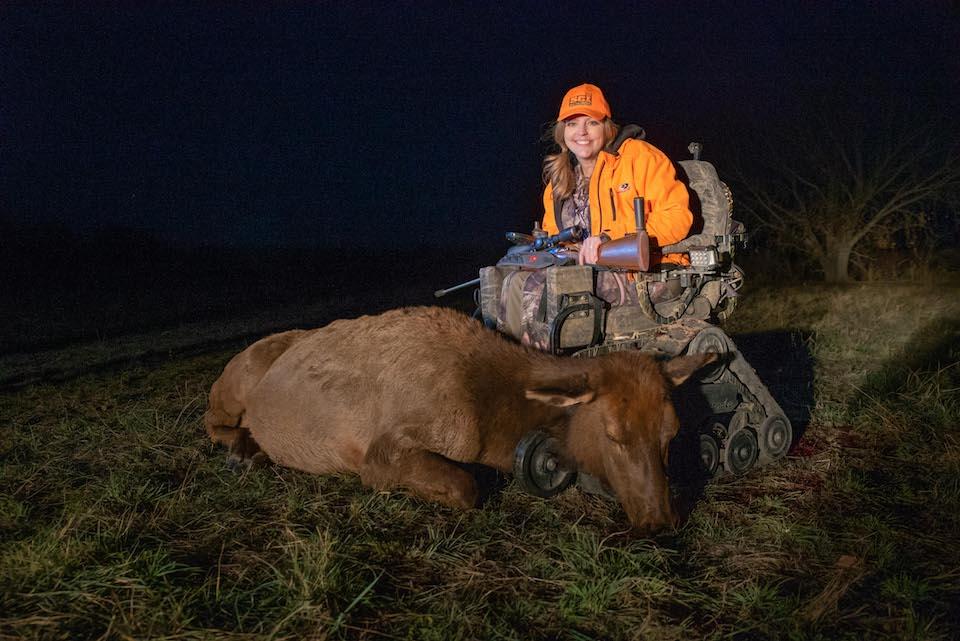 Elk Harvest Lundvall