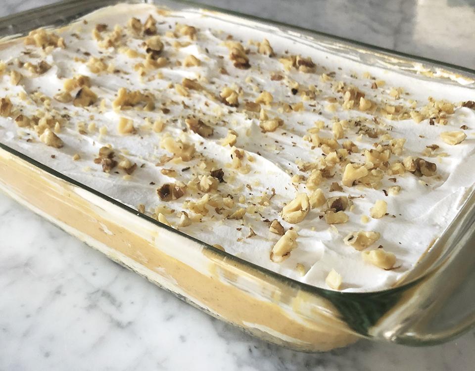 Layered Dessert Final 1 Pumpkin Pie Alternative