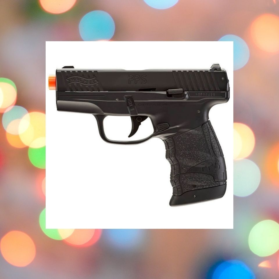 PPS M2 Walther airsoft pistol