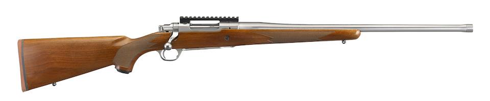Ruger Hawkeye Hunter rifle