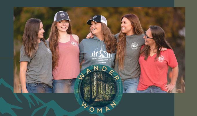 Looking for outdoor adventures that you can experience with other women? If so, Wander Woman is for you. We get women out of the house and into the great outdoors.