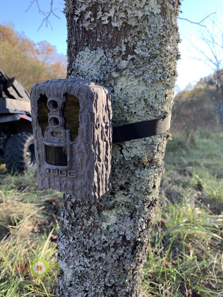 American Outdoor Brands BOG Bloodmoon trail camera