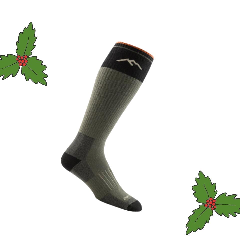 Darn Tough Hunter Over-The-Calf Exra Cushion Sock