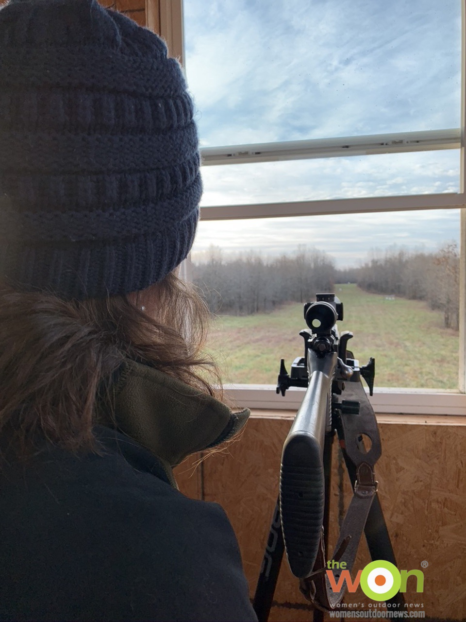 DeathGrip and Ruger M77 Mark2 on whitetail success hunt