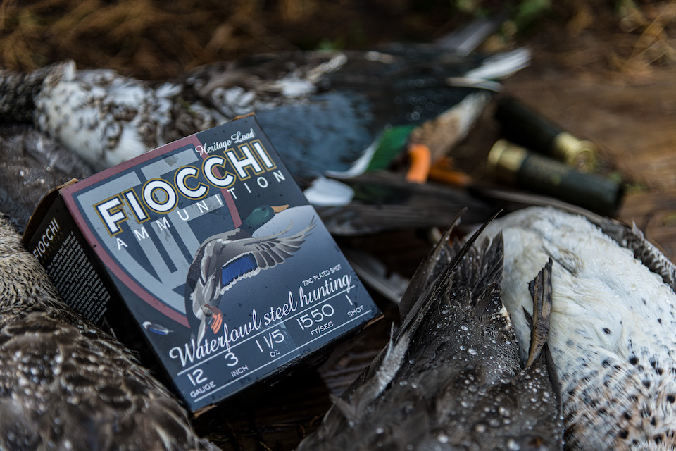 Fiocchi Shells with ducks
