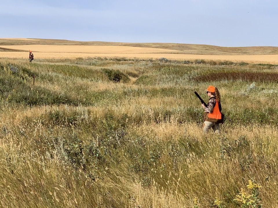 MT landscape Sophie Stemler hunting