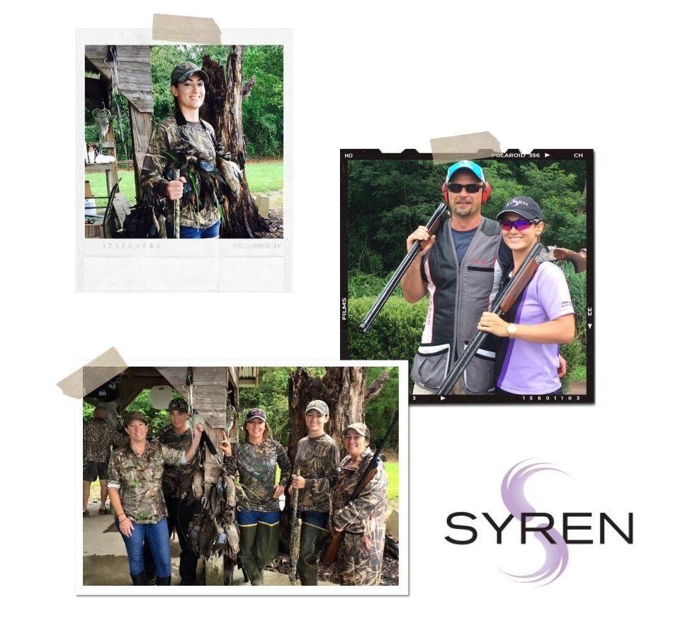 Syren's Chelsea Davis: Tips for Duck Hunting