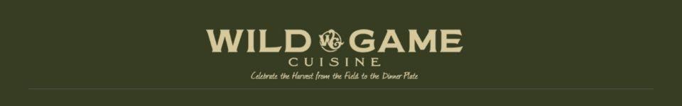 Wild Game Cuisine logo