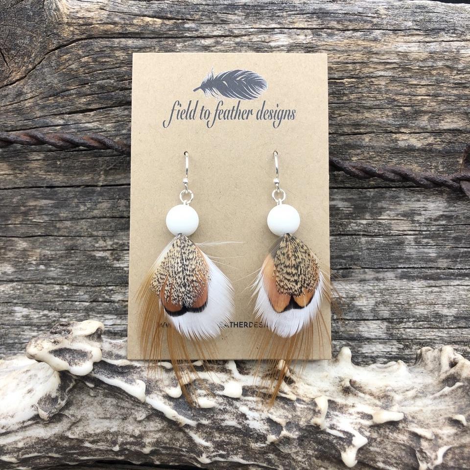 earrings for BF wedding bride