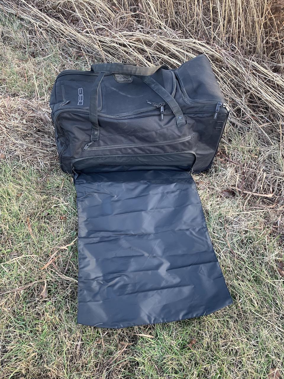 DSG Roller Bag Gear Mat