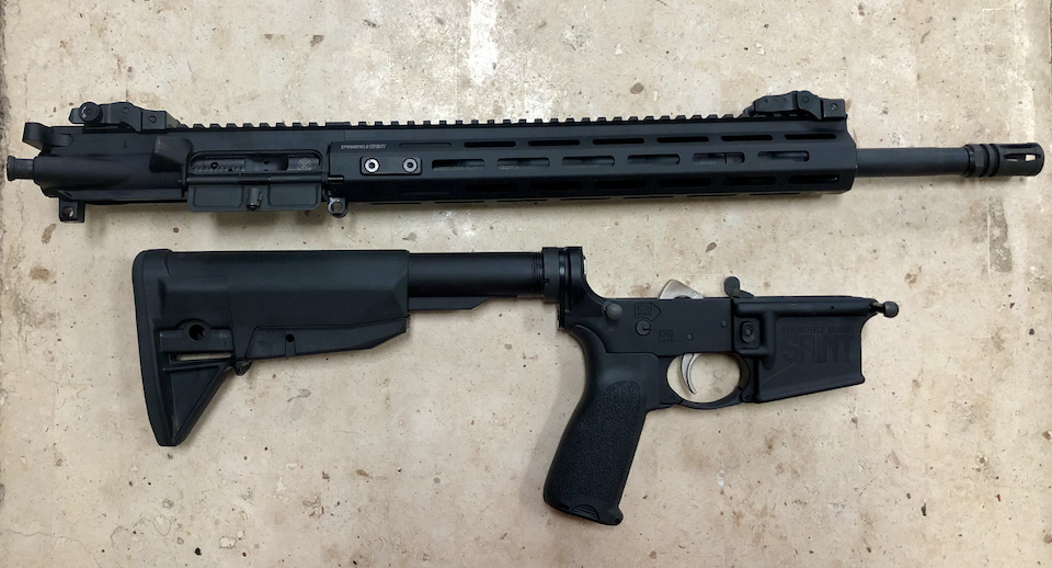 SAINT AR Upper and Lower