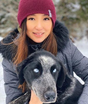 jenny dog sledding feature