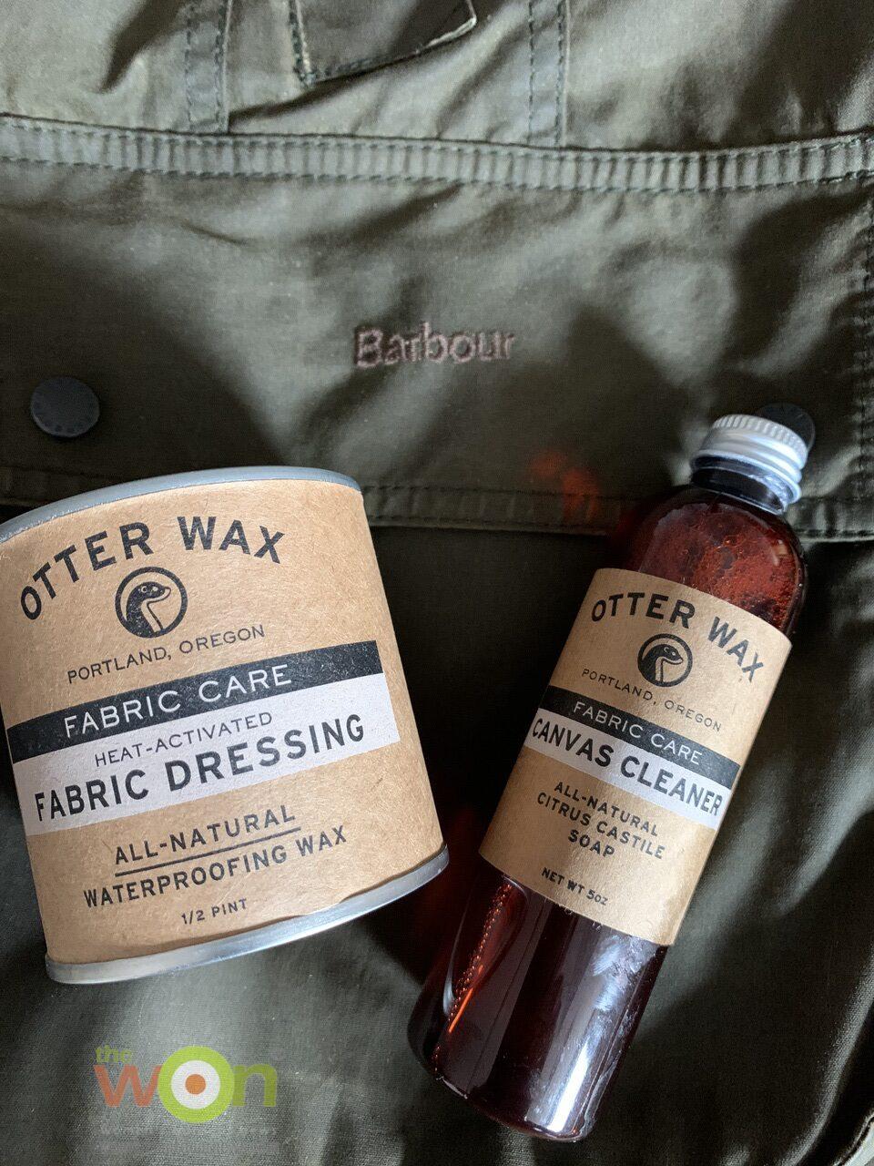 wax jacket supplies