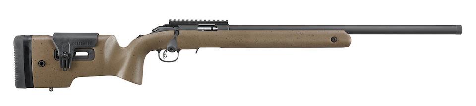 Ruger American Rimfire Long Range Target Rifle ruger website