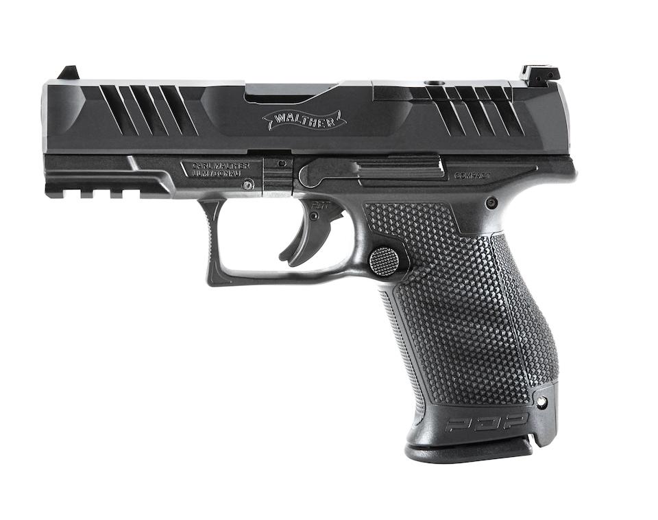 Walther PDP handgun