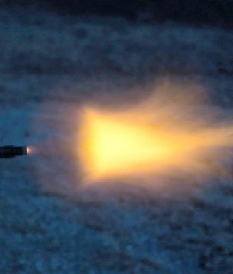 muzzle flash feature