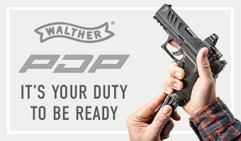Walther PDP it's your duty to be ready -SB