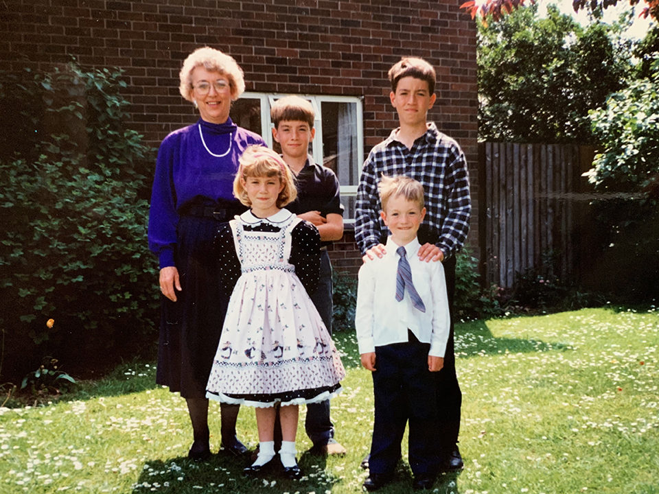 Baird Family (Barb Baird photo)