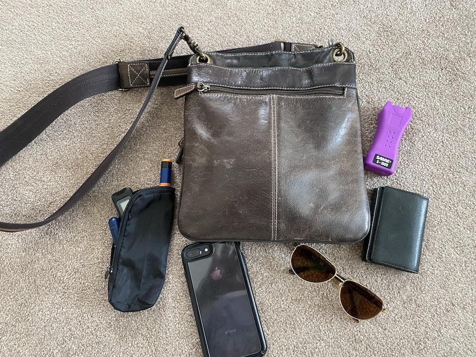 Jennifer purse dump