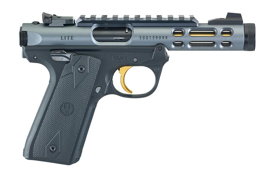 Ruger's Mark IV 22/45