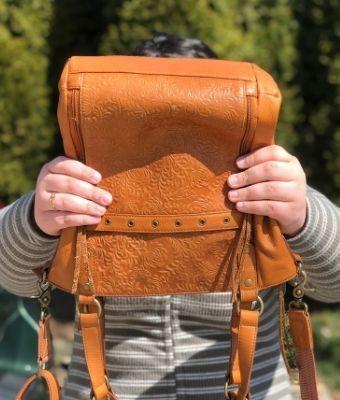 purse dump feature