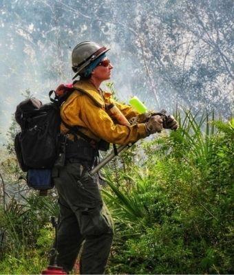 women of fire feature