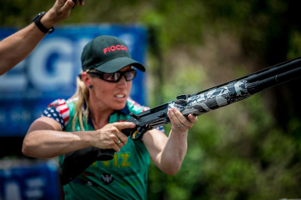 USPSA -Lanny shotgun