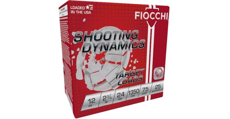 Fiocchi shooting dynamics shells