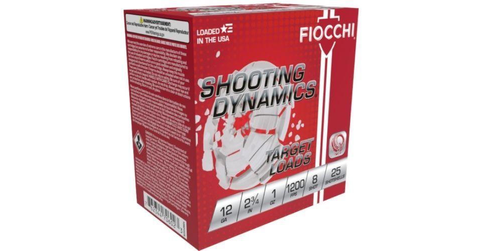 Fiocchi shooting dynamics Clay Shooting ammunition