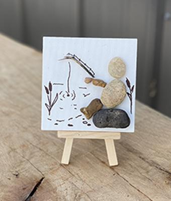 Pebble Art Feature photo