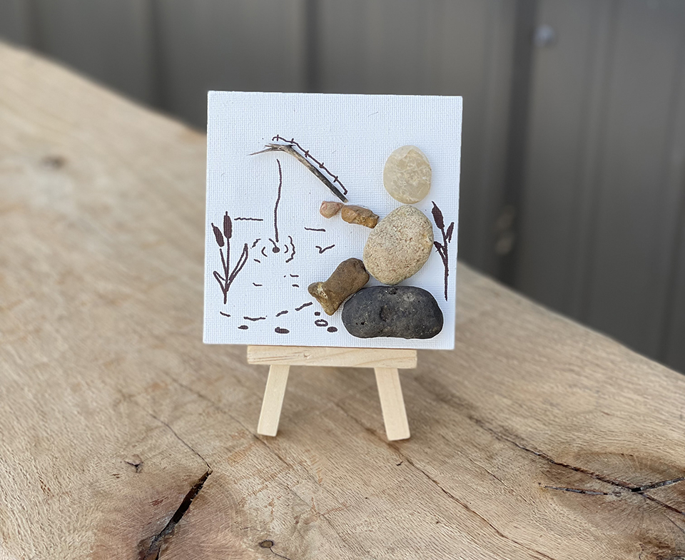Pebble Art Final Photo 1
