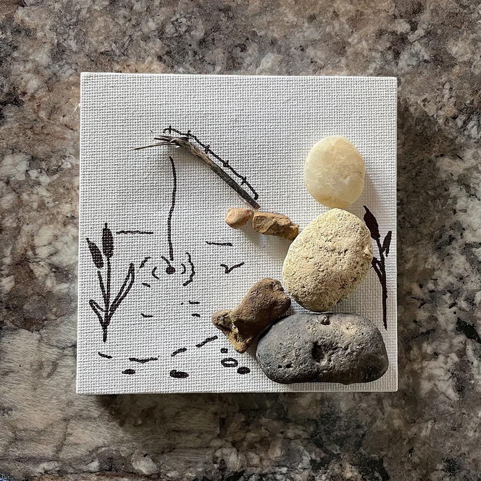 Pebble Art Final Photo 2