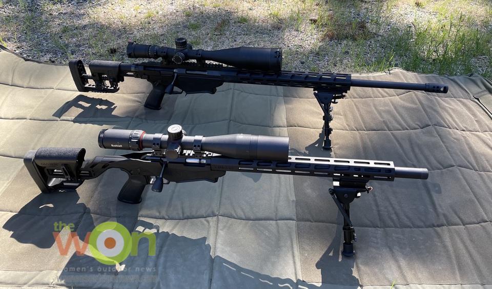 Ruger Precicion 6.5 Creedmoor and Ruger Precision Rimfire .22 LR