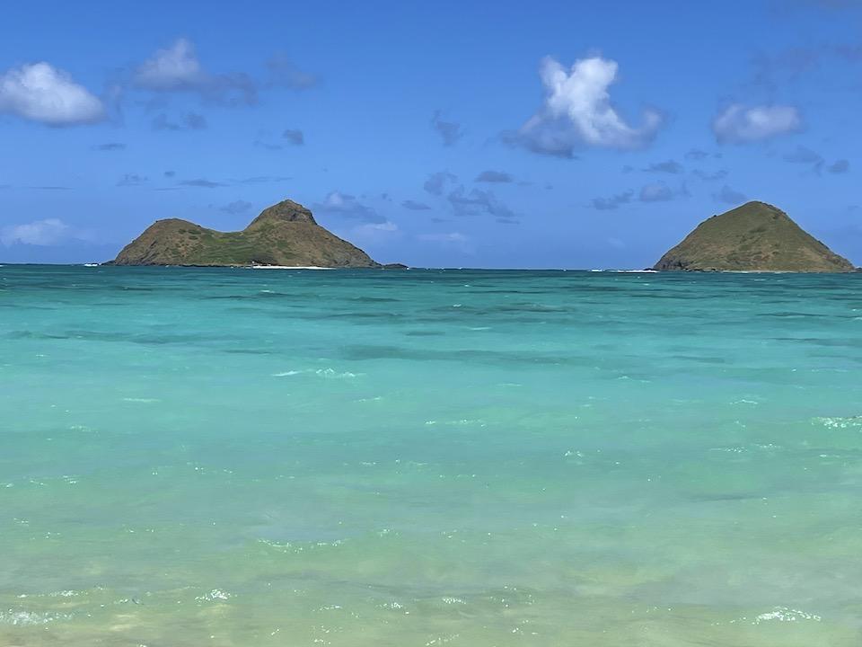 The Mokulua Islands
